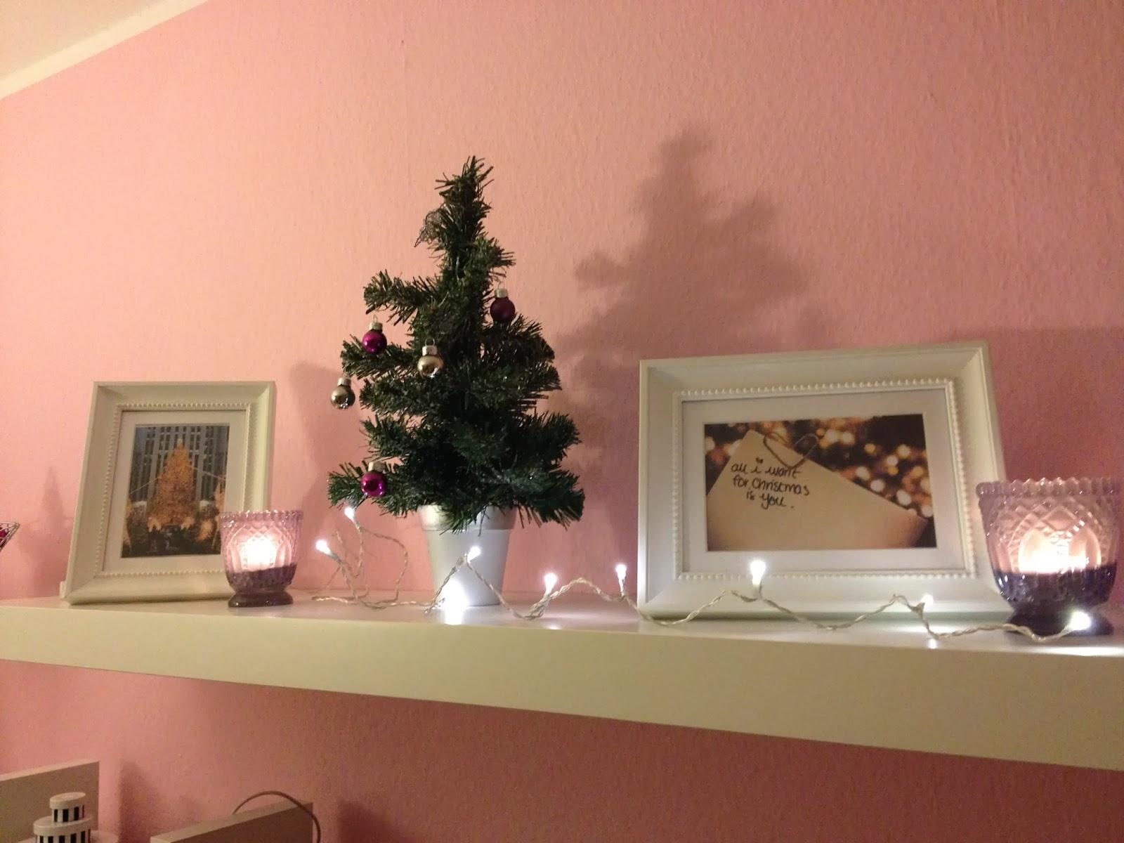 Jessiiieloves blogmas 3 t rchen christmas decoration for Ikea tannenbaum
