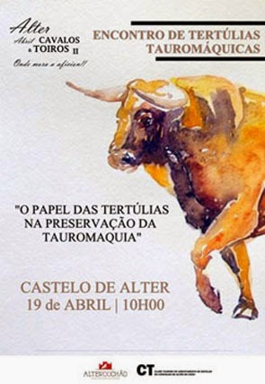 ALTER DO CHÄO (PORTUGAL) DIA 19 DE ABRIL 2015