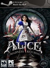 Alice Madness Returns-SKIDROW + Crack Fix
