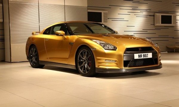 "Nissan's ""Bolt Gold"" eBay Auction Raises $193,191 gassguzzler"