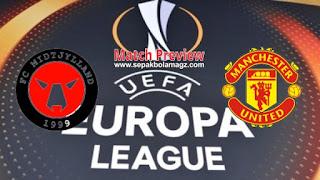 Midtjylland vs Manchester United