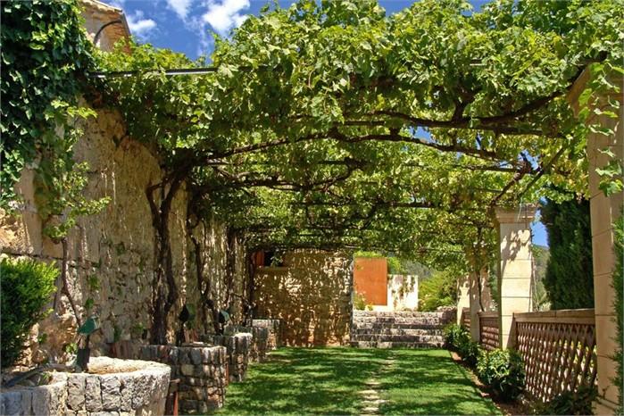 Estilo rustico los mejores patios rusticos for Decoraciones rusticas para patios