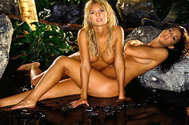 survivor girls nude Uncensored