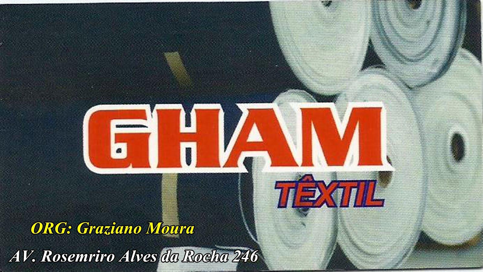 Gham textil