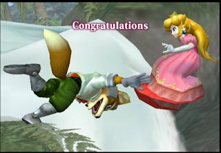 peach melee classic congratulations