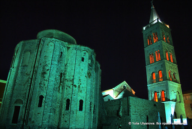 Церковь Св. Доната и колокольная башня
