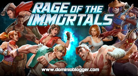 Descarga y juega Rage Of The Inmortals en tu telefono con Android