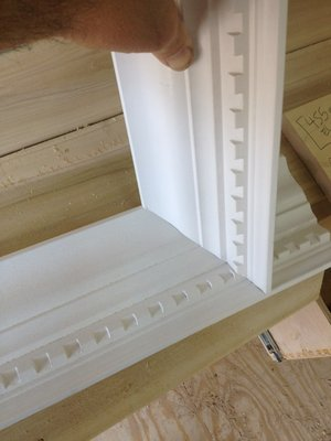 ... master craftsman at Crown Molding by Spectacular Trim has been  delighting homeowners with quality work that is highly efficient, clean,  and affordable.