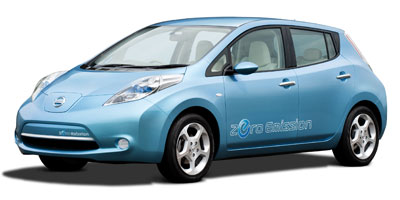 New Car Review  Nissan Leaf