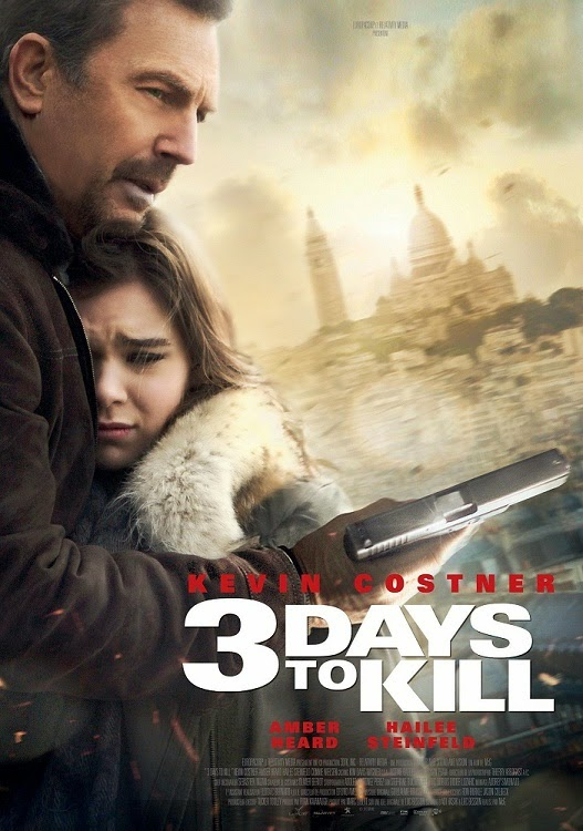 3 Days to Kill (2014) BluRay 720p