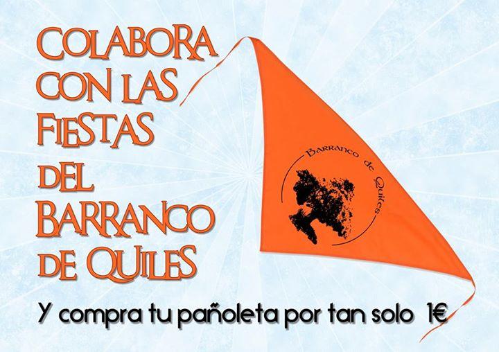 Fiestas Barranco de Quíles