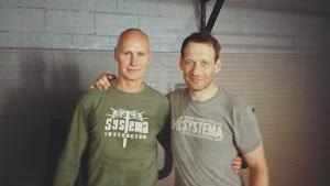 Martin and Thorsten