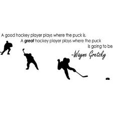 Hockey Quotes Quote And Sayings