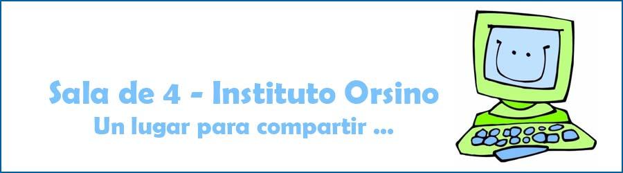 Instituto Orsino - Sala de 4