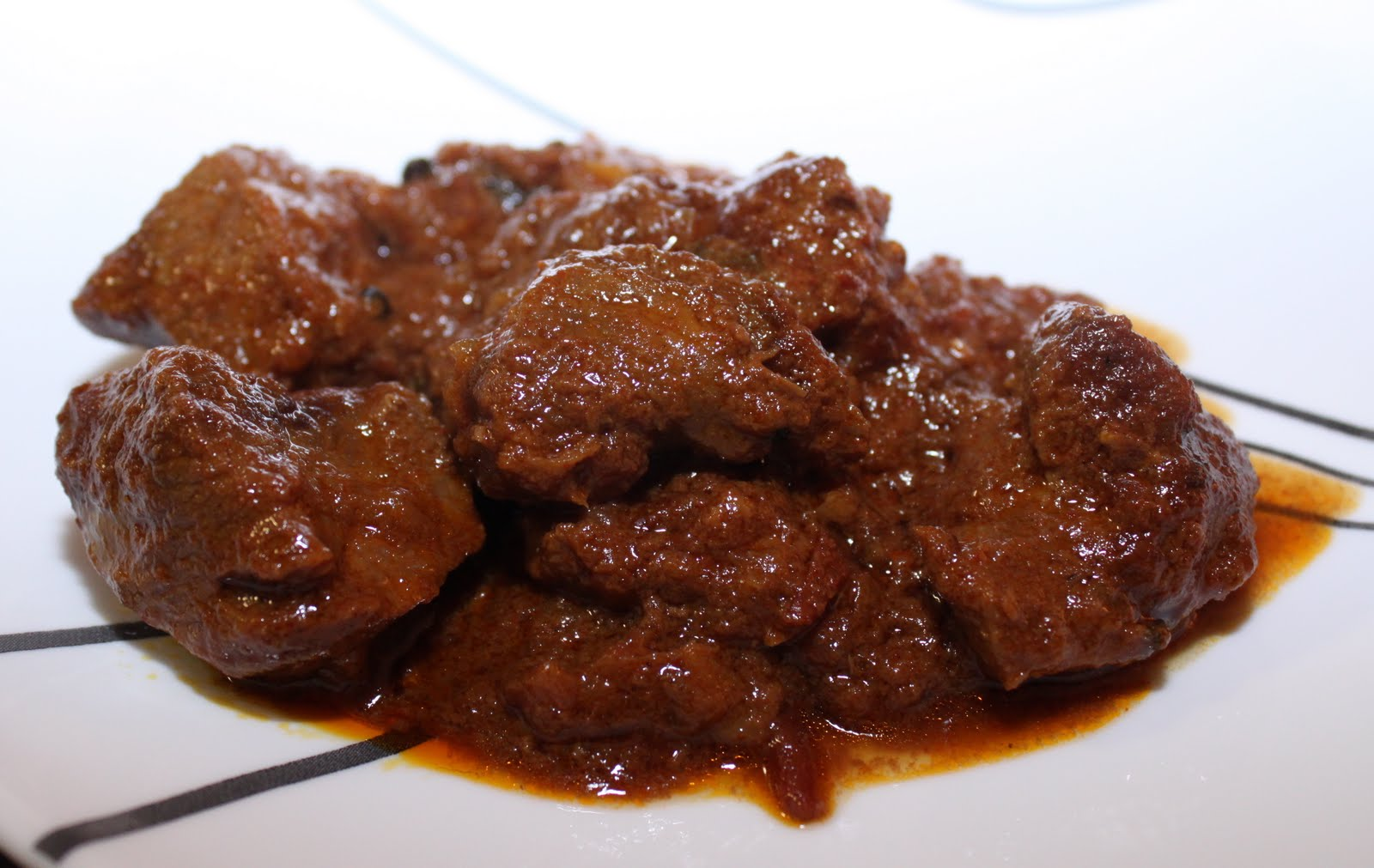 lamb pepper curry this is the simplest lamb curry that one can ever ...