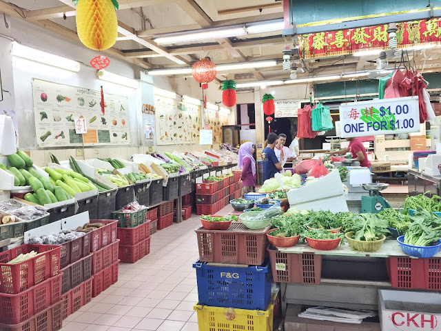 Woodlands North Plaza - Wet Market 3