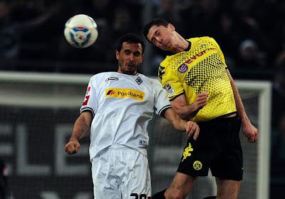 Monchengladbach 1 - 1 Borussia Dortmund (1)
