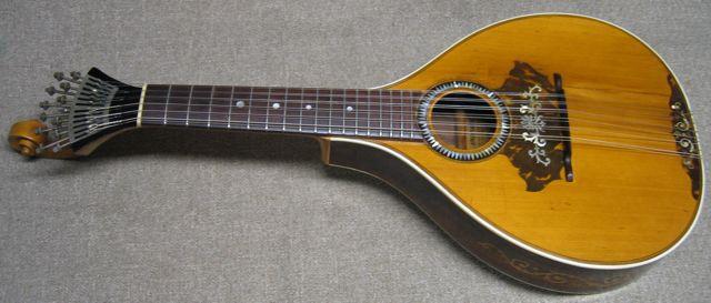 portugisisk guitar