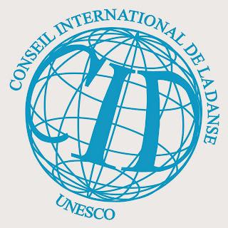 Certificado Internacional emitido pela Conselho Internacional de Dança CID, Paris.