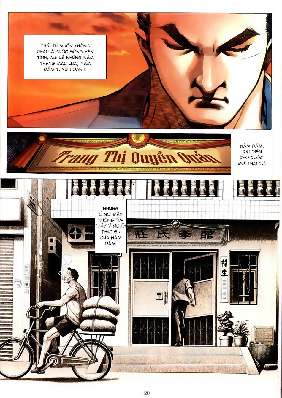 Người Trong Giang Hồ Chap 588 - Truyen.Chap.VN