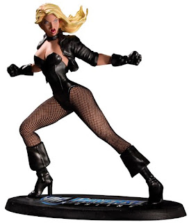 Black Canary (DC Comics) Character Review - Statue Product 2