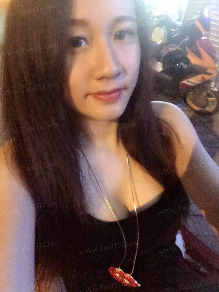 gái xinh Thiên Trang Doly răng khểnh vú to 10