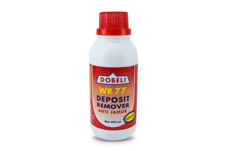 Hasil gambar untuk Dobeli WR 77 Deposit Remove