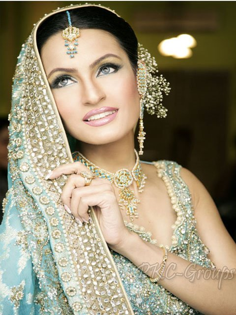 Pakistani Beautiful Bridal Pictures
