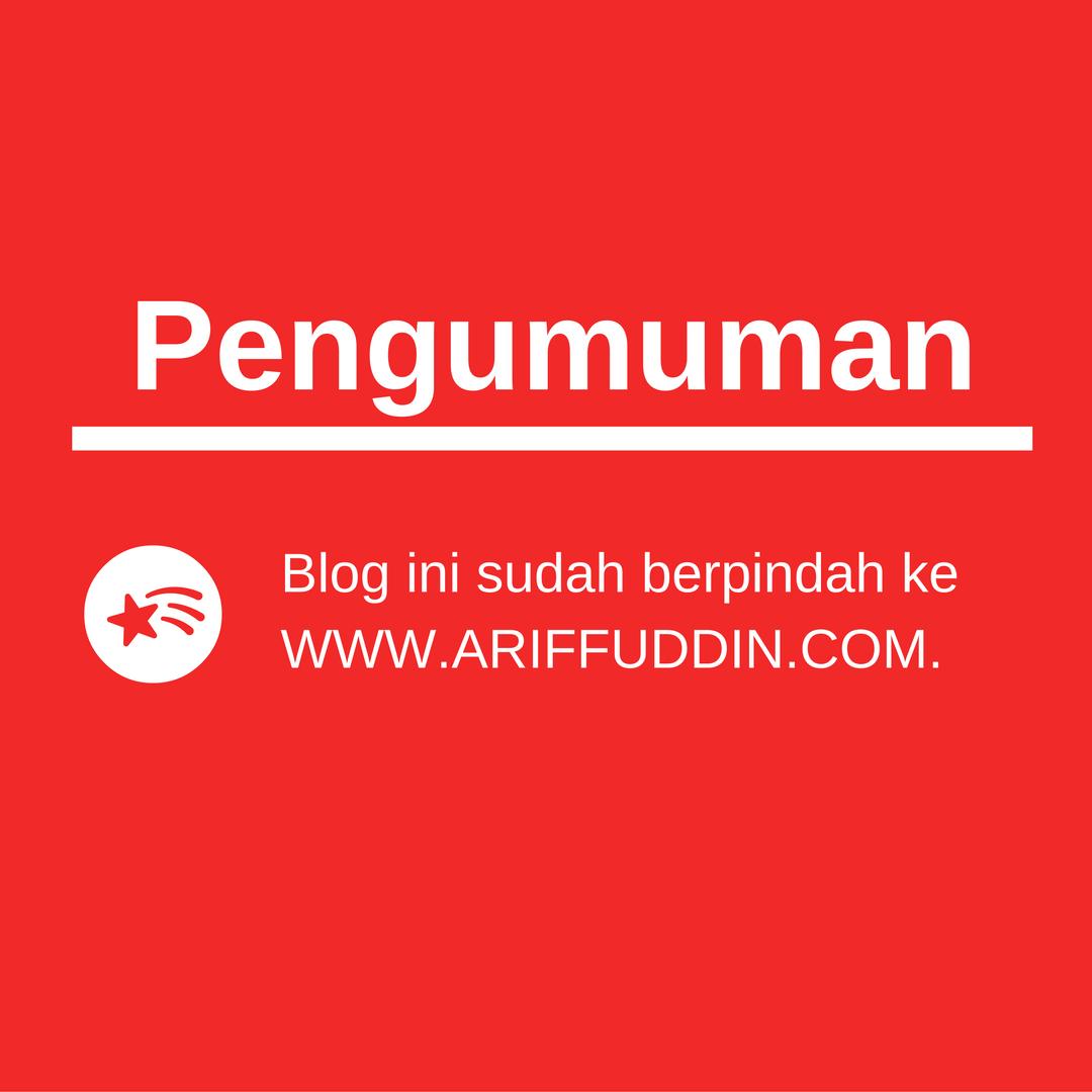 ARIFFUDDIN.COM