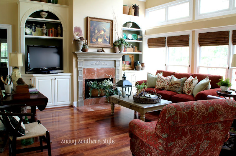 Savvy Southern Style Home Tour