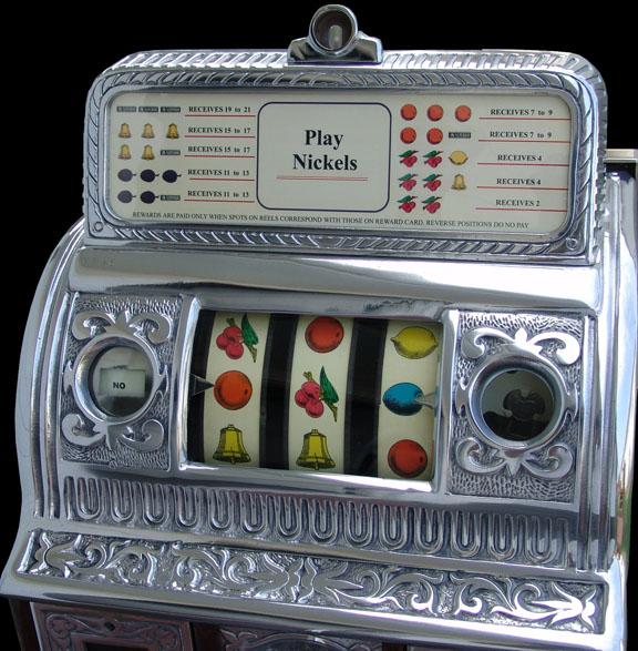 Antique wheel slot machines the casino royale poker lounge