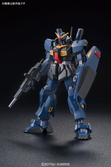 HGUC Gundam Mk-II Titans Color Revive Version