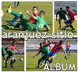 Real Aranjuez 1 - Sitio Aranjuez 1