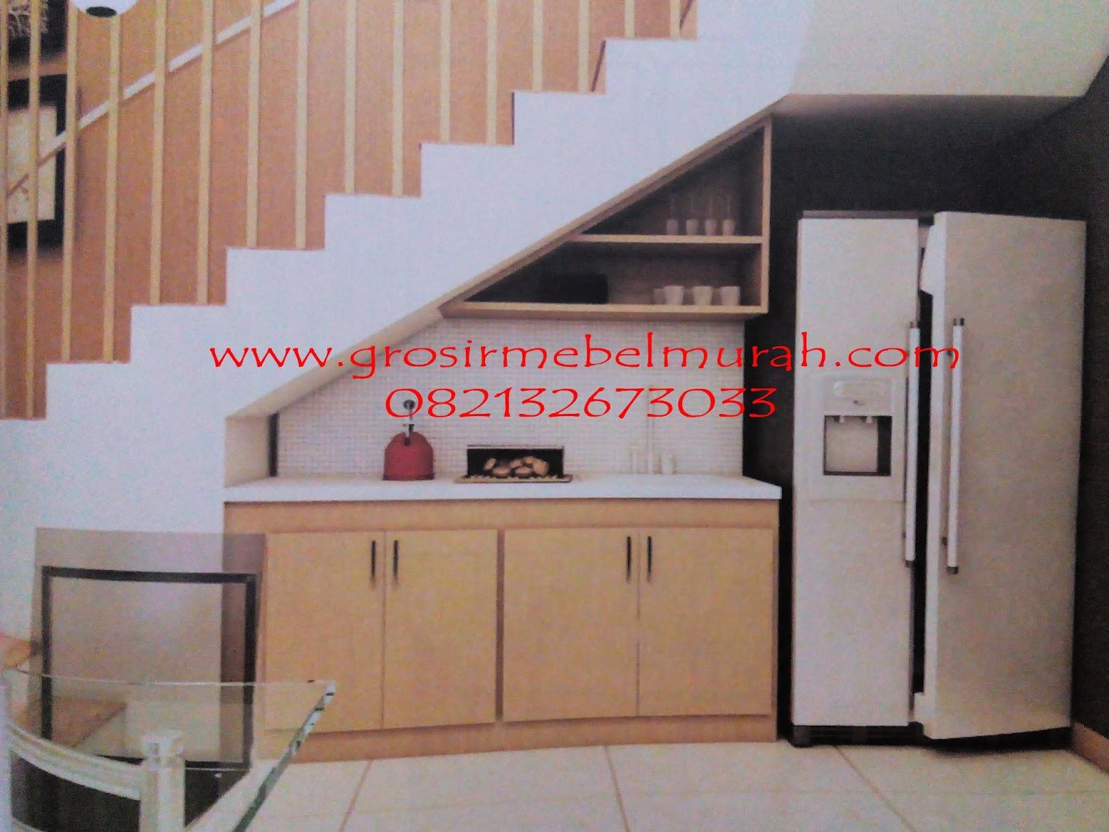 Kitchen set yogyakarta desain kitchen set murah 2015 for Tukang kitchen set