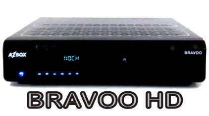 ATUALIZAÇAO AZBOX BRAVOO - SATMEX 113 W E HISPASAT 30W - 13/03/2013