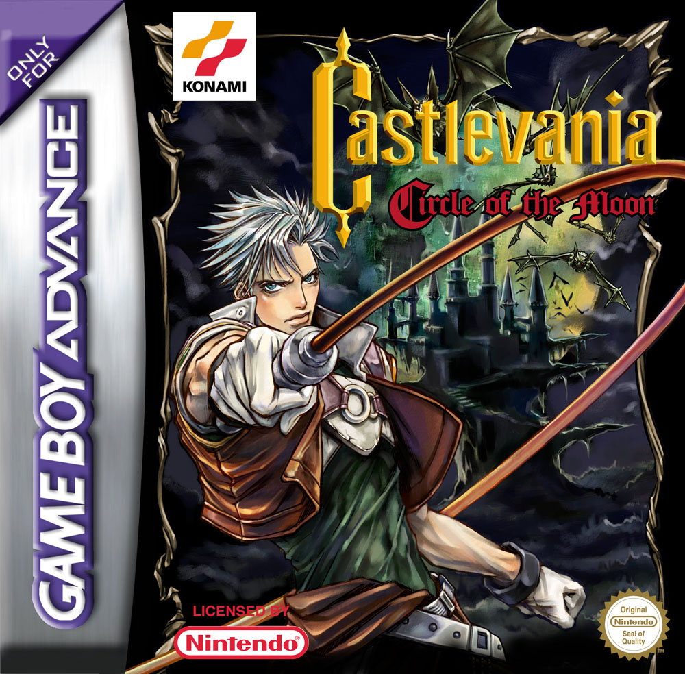 [ GBA ] [ Dicas ] Castlevania : Circle Of The Moon 13491