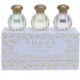 Tocca, Tocca perfume, Tocca Eau de Parfum, Colette, Giulietta, Bianca, perfume, fragrance, Toca fragrance, Tocca Eau de Parfum Viaggio