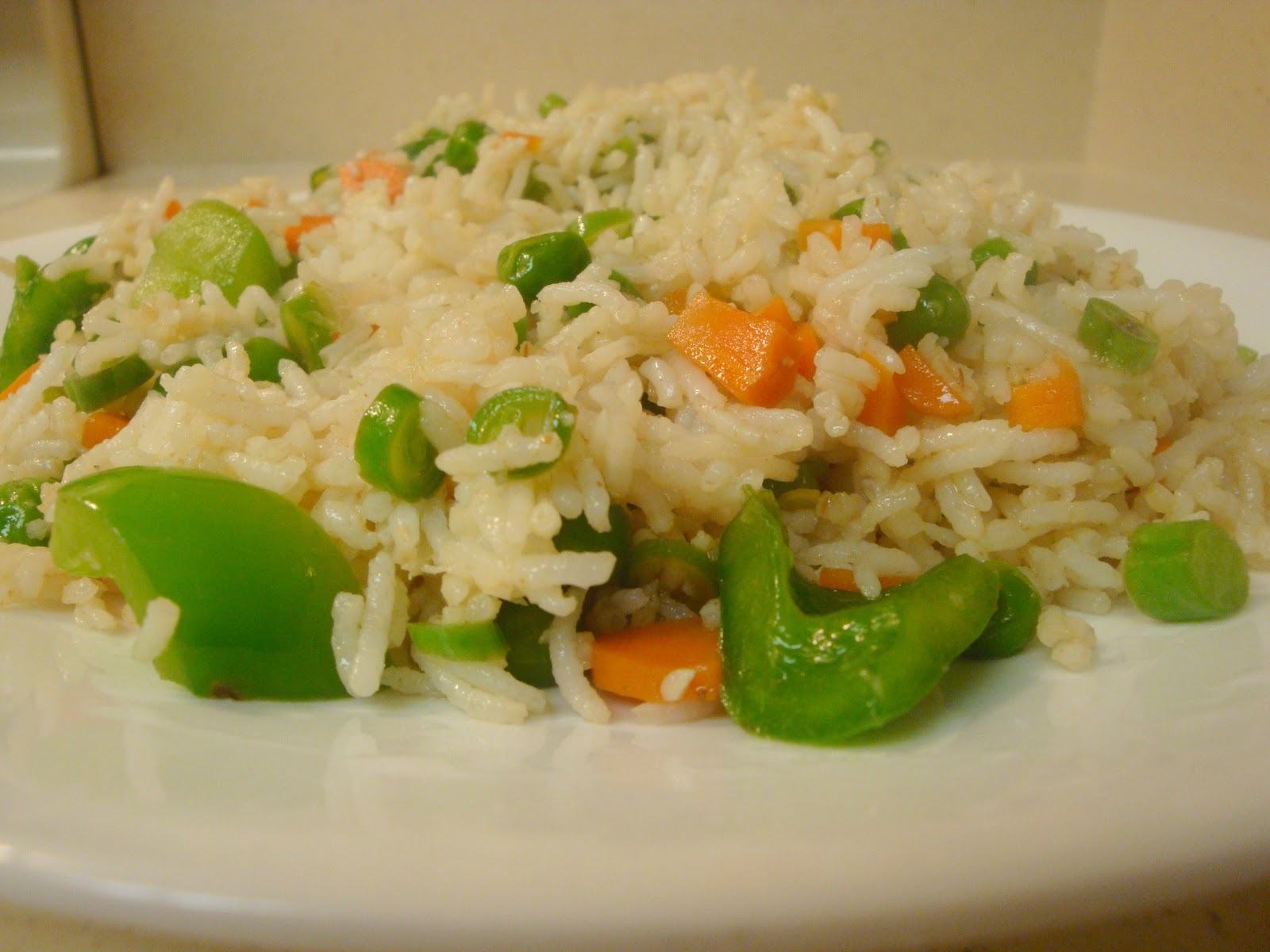 chef4indians: Vegetable Fried Rice(Indian/Desi style)