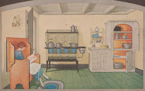 A Dream Kitchen in 1925