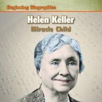 bookcover of HELEN KELLER: MIRACLE CHILD by Audrey Peck  [GoodBooksforKids]