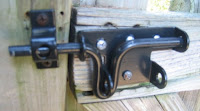 Locksmith Reno gate latch
