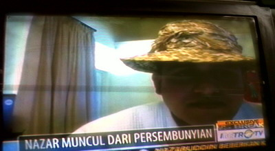 Film Video Wawancara Iwan Piliang dengan Nazaruddin via Skype Chatting Internet