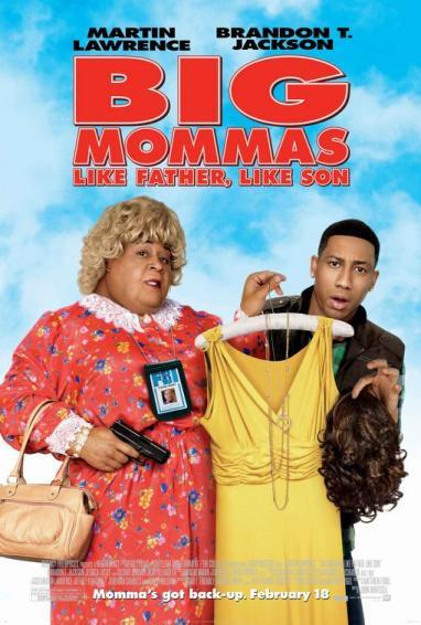 Big Mommas Like Father Like Son (2011)