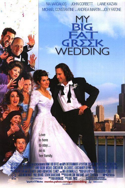 Ver Mi gran boda griega (2002) Online