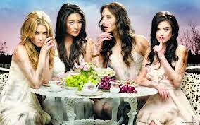 Pretty Little Liars!!! :)