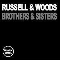 Russell & Woods Brothers & Sisters Black Vinyl