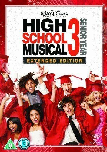 High School Musical 3 Senior Year 2008 [Hindi English] Dual Audio 720p BRRip 1.1GB