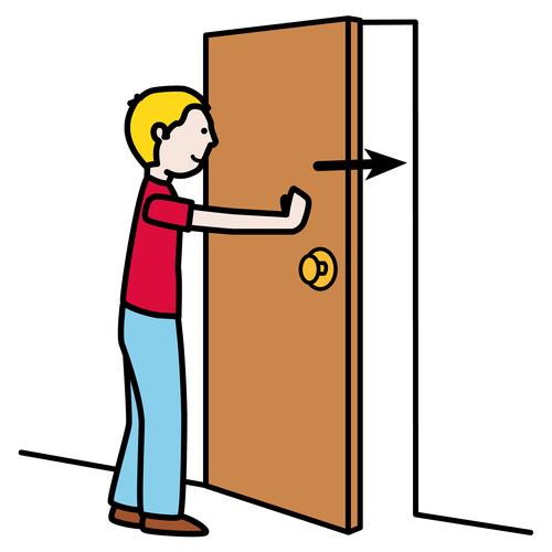 Shut The Door : Of english º ep simon says