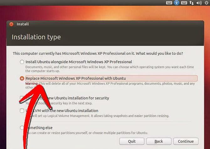 Cara Install Ubuntu Melalui Flashdisk Cepat dan Mudah