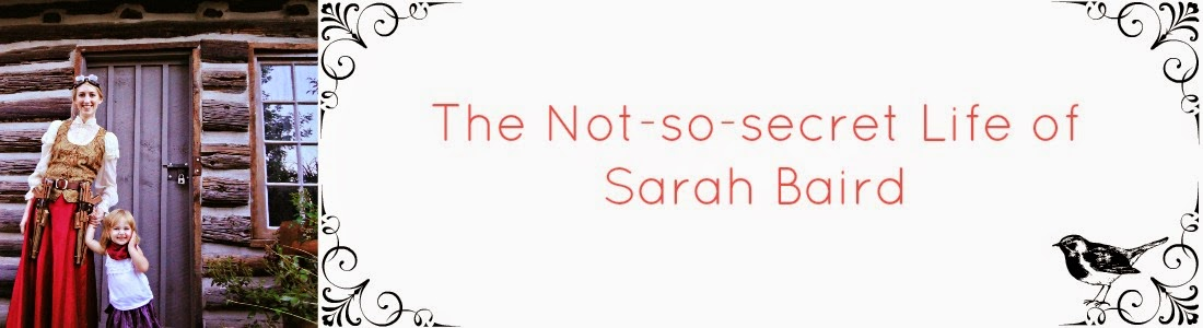 The Not-so-secret Life of Sarah Baird